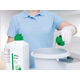 Application of the cleaning and disinfecting products from Dürr Dental