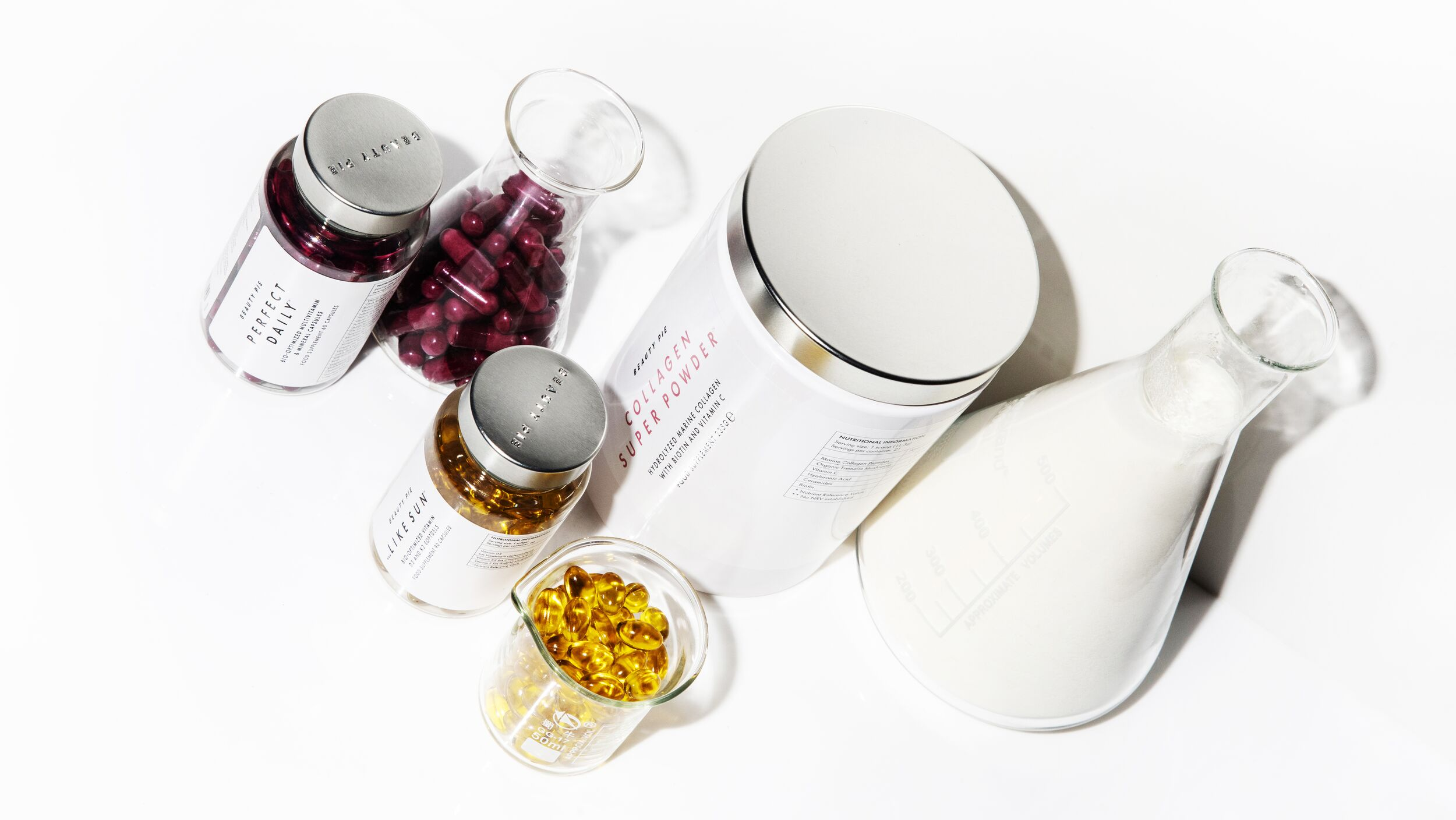 Everything you need to know about BEAUTY PIE's new supplements