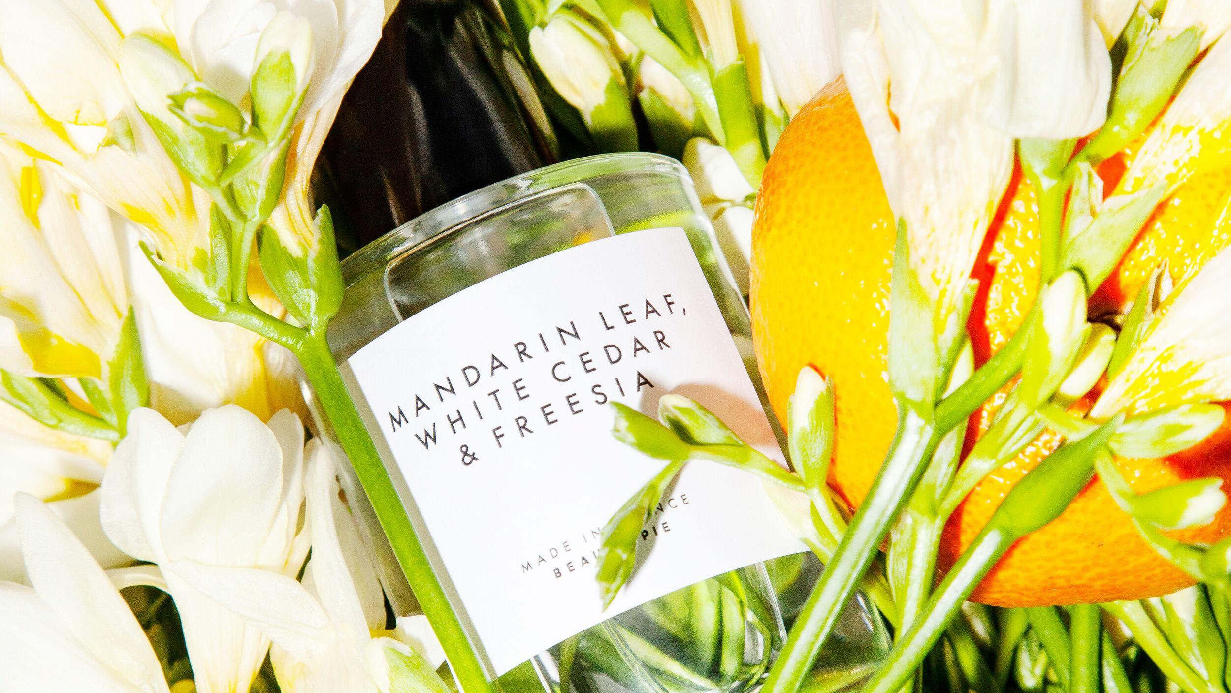 Mandarin Lead White Cedar & Freesia EDP