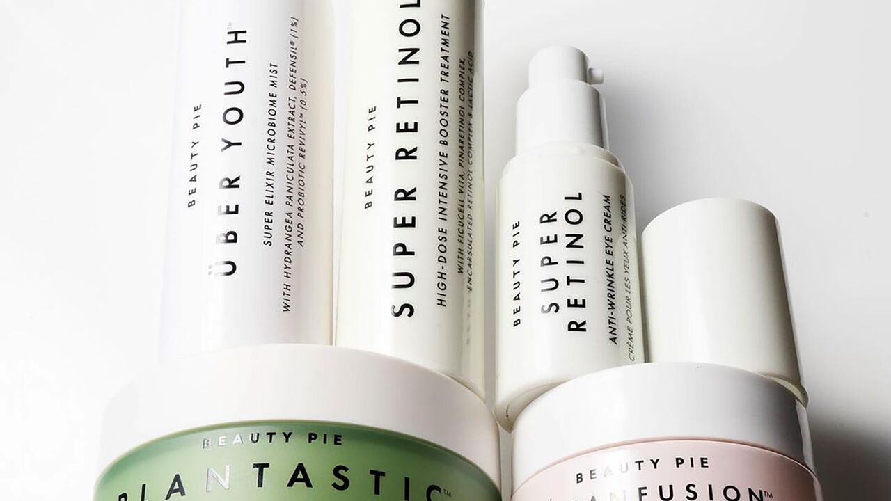 Skincare products for dry, sensitive or ageing skincare routines