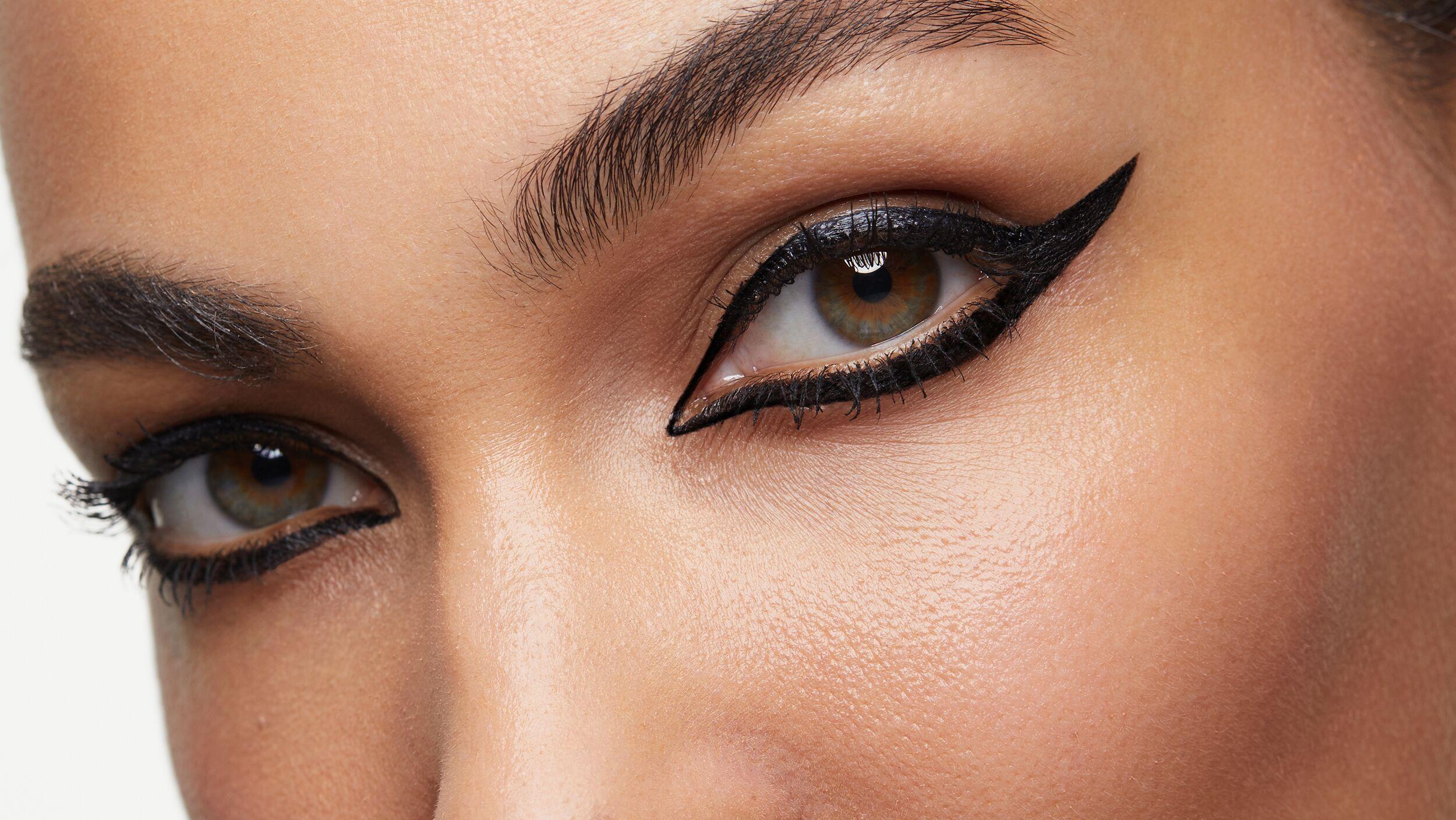 Precision Eyeliner Flick Files - Look 4