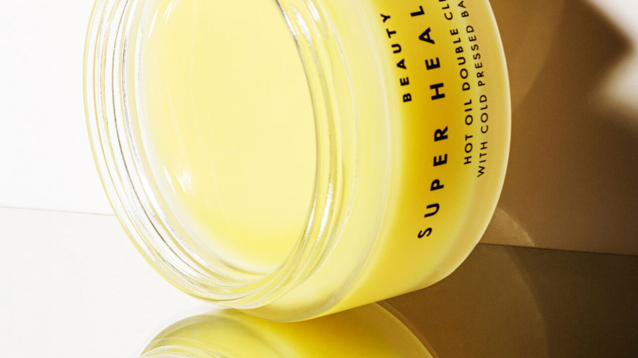 Beauty Pie Super Healthy Skin Hot Oil Cleansing Balm