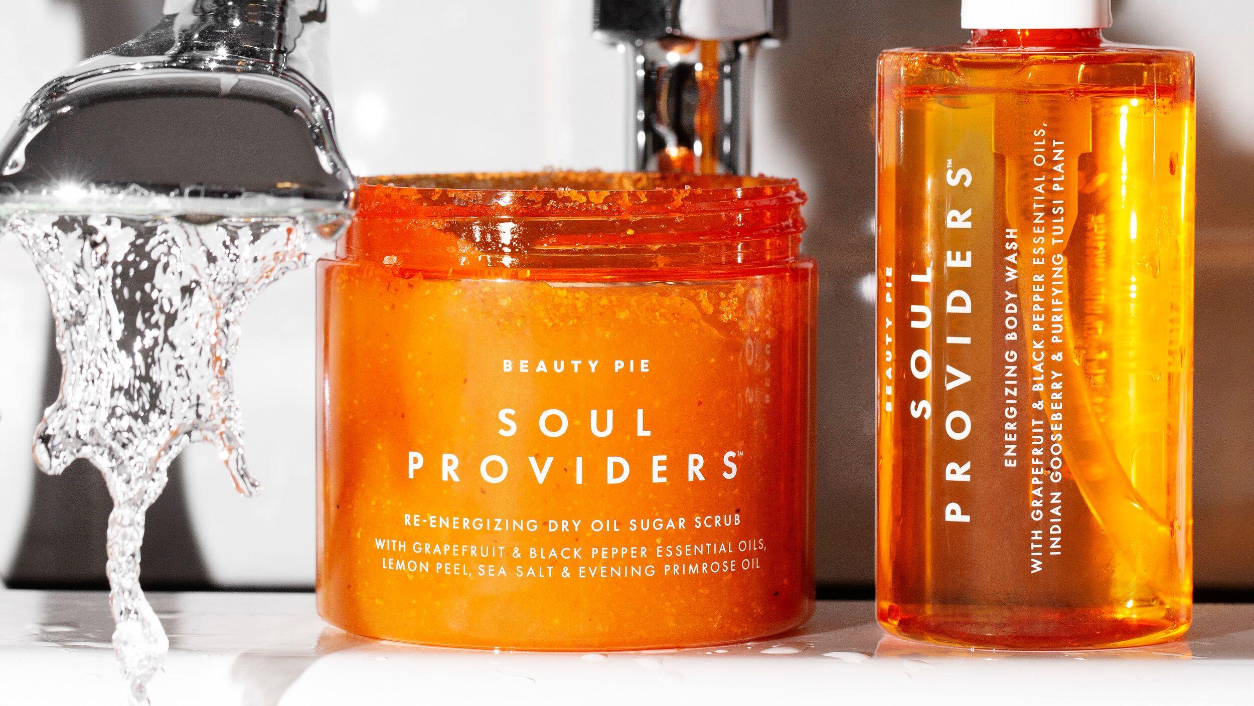Soul Providers Scrub and Body Wash