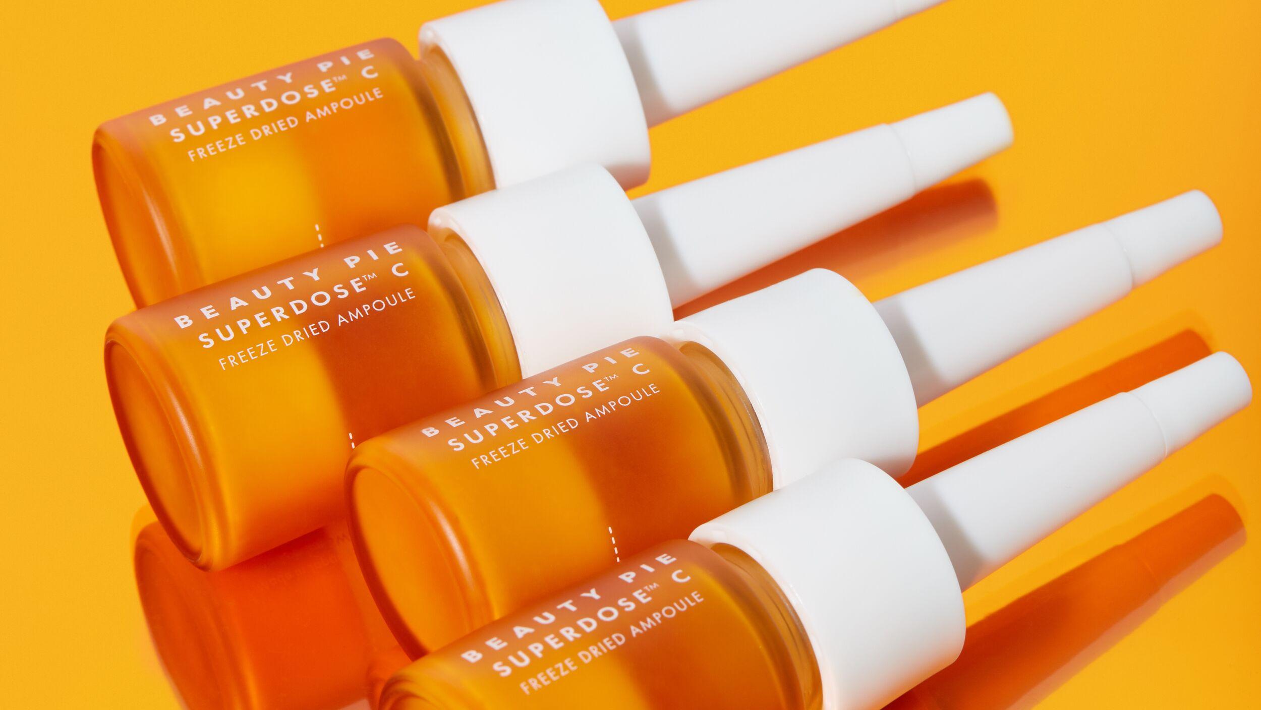 Superdose Vitamin C Freeze Dried Ampoules