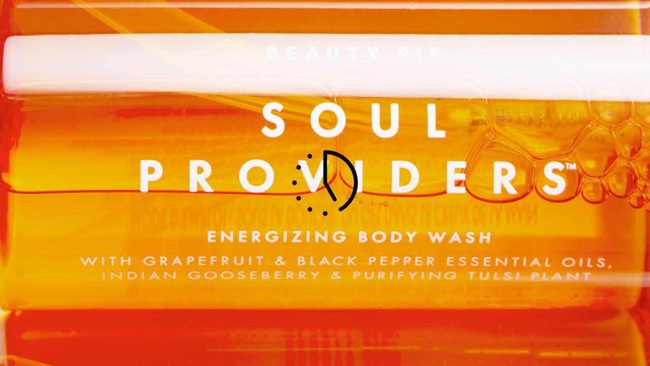 Soul Providers Energising Body Wash
