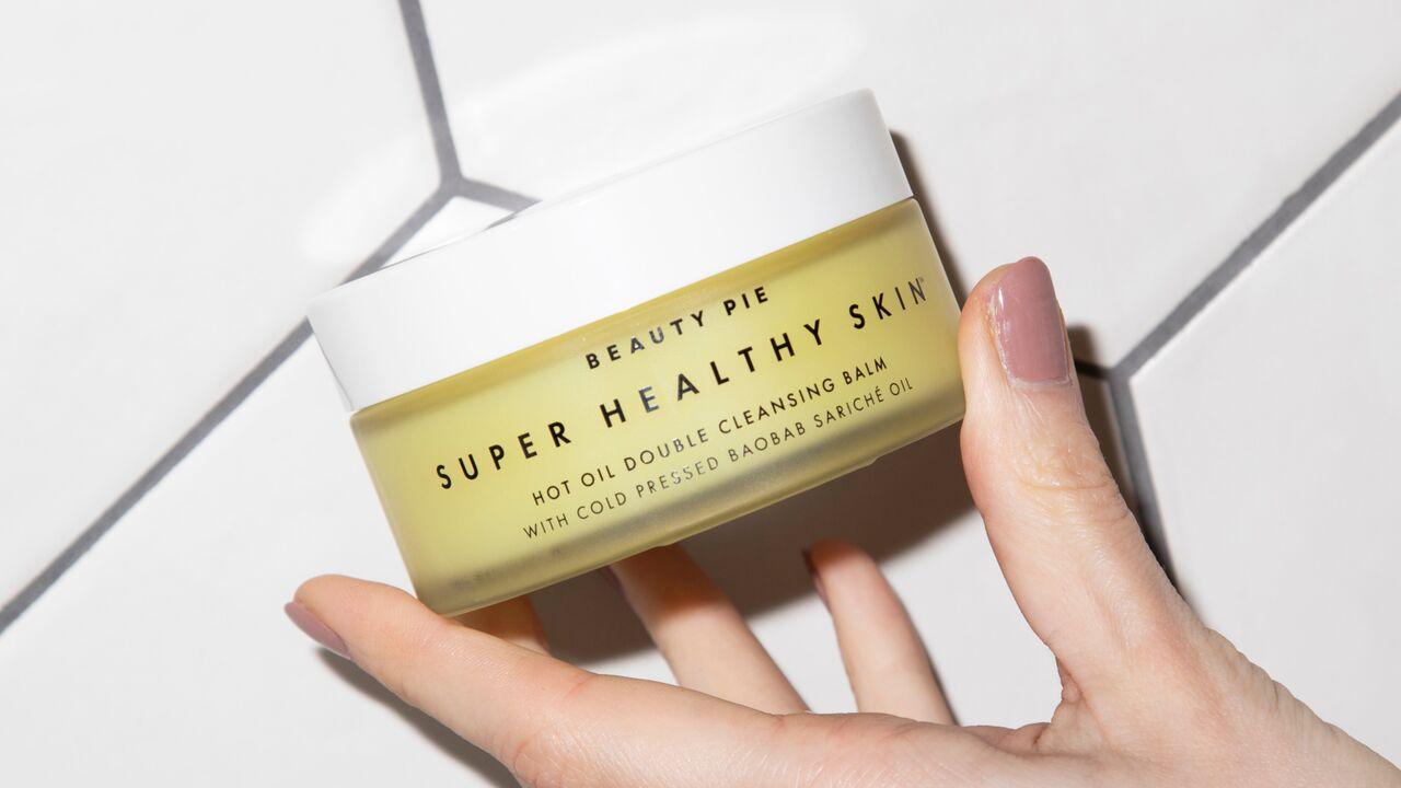Super Healthy Skin Hot Oil Cleansing Balm