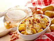 Recette : Tartiflette reblochon - Recette au fromage