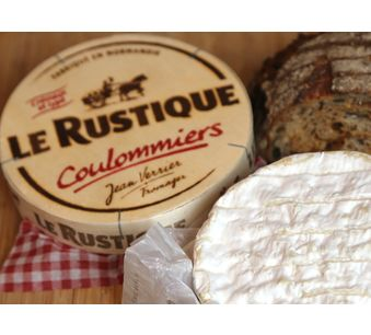 Fabrication: Coulommiers Le Rustique®
