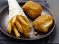 Recette : Croquettes de poisson au fromage frais - Recette au fromage