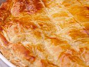 Recette : Tourte à la viande au fromage - Recette au fromage