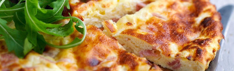 quiche au fromage sans p 226 te mais pas sans go 251 t pour la pause d 233 jeuner qui veut du fromage