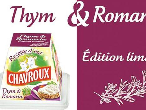 Recettes au fromage frais : Découvrez les recettes de saison de Chavroux !