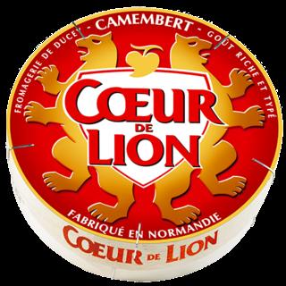 COEUR DE LION CAMEMBERT 250G