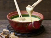 Recette : Fondue au camembert - Recette au fromage