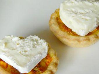Recette : Minis tartelettes aux carottes, cumin et fromage - Recette au fromage