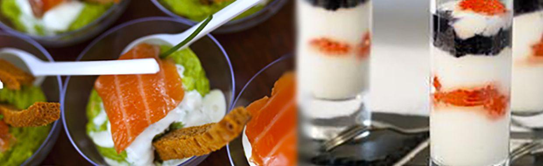recettes de verrine ap ritive au saumon fromage frais incontournables qui veut du fromage. Black Bedroom Furniture Sets. Home Design Ideas