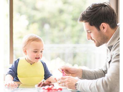 8 astuces pour faire manger du fromage à votre bébé