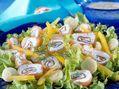 Recette : Bouchées de saumon fumé au fromage de chèvre frais - Recette au fromag...
