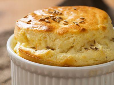 Soufflés au fromage : Soufflé au fromage: Fol Épi® ne manque pas d'air !
