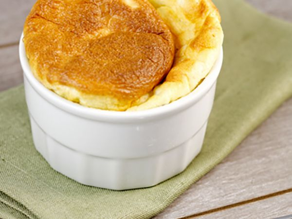 Soufflés au fromage :  Soufflés au camembert