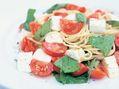 Recette : Salade de pâtes au fromage frais - Recette au fromage