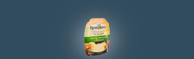 richesmonts fondue savoyarde 450g qui veut du fromage. Black Bedroom Furniture Sets. Home Design Ideas