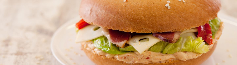 Sandwichs : Paninis, wrap, bagel... Les sandwichs du monde