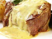 Recette : Filet mignon de porc au Maroilles - Recette au fromage