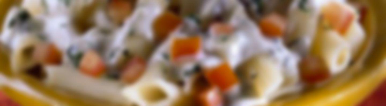 Recette Penne au bleu - Recette au fromage
