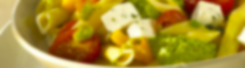 Recette Pâtes aux légumes et fromage frais - Recette au fromage
