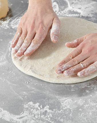 Pizzas au fromage :