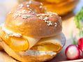 Recettes : Burger & bagel maisonby Fol Epi® : so delicious !