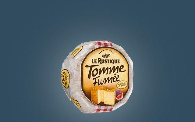 LE RUSTIQUE TOMME FUMEE 280G : caractéristiques et apports nutritionnels