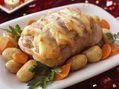 Recette : Rôti de porc au Maroilles  - Recette au fromage
