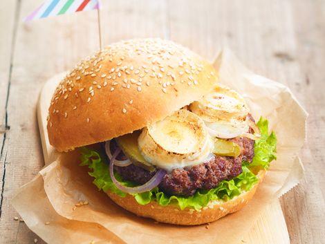Dossier Hamburger maison