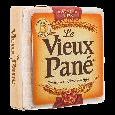 LE VIEUX PANE TYPE COLLECTE DE LAIT LOCALE 200G