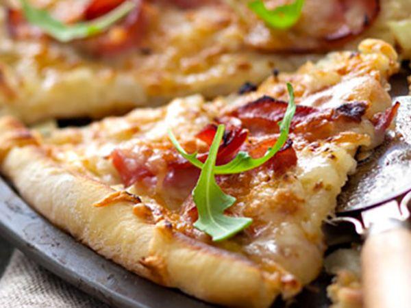 Plateau télé : Soirée télé: jamais sans ma pizza... maison !