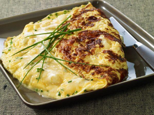 recettes d 39 omelettes id es de recettes au fromage. Black Bedroom Furniture Sets. Home Design Ideas