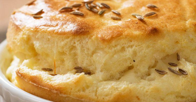 Soufflés au fromage : Qui veut du fromage