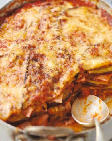 Gratin de pomme de terre au fromage frais ail & fines herbes
