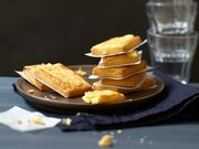 Recette : Biscuits au fromage - Recette au fromage
