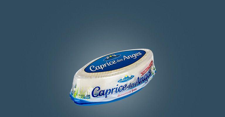 CAPRICE DES ANGES 200G : caractéristiques et apports nutritionnels