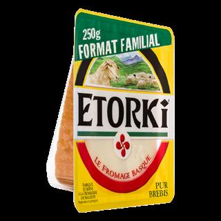 ETORKI PORTION CAVE FRAICHEUR 250G FORMAT FAMILIAL