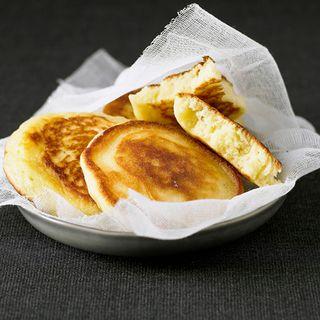 Recette : Pancake au fromage blanc - Recette au fromage