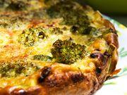 Recette : Tarte aux légumes et fromage - Recette au fromage