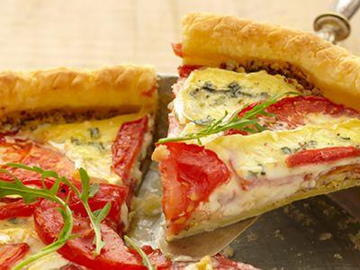 Tartes salées et sucrées au fromage : 5 astuces pour garder une pâte à tarte croustillante