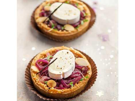Mini tartelettes : Mini tartelette au fromage cherche amateur de picorage