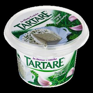 TARTARE AIL FINES HERBES MOTTE FRAICHE 150G