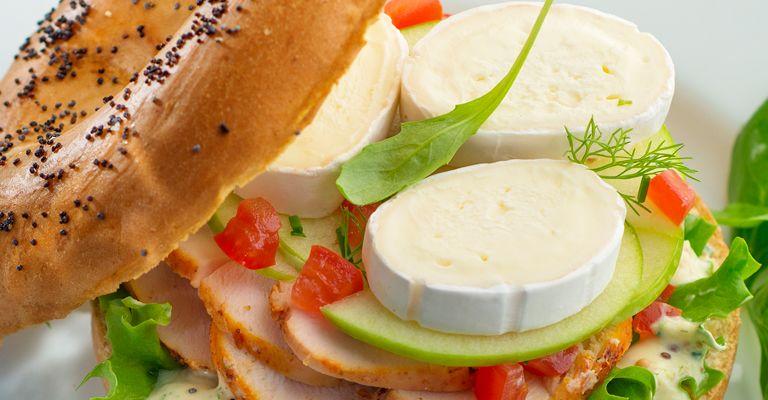 Sandwichs : Repas équilibré: l'atout sandwich !