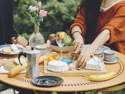 Osez le fromage au petit déjeuner !